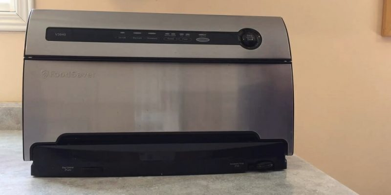 FoodSaver V3460 Review featured image