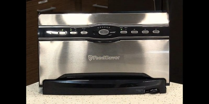 FoodSaver V3880 Review featured image